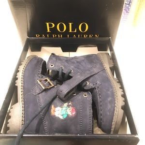 Size 9c Ralph Lauren polo
